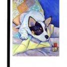 "Australian Cattle Dog/Heeler (Puppy) - 11""""x15"""" 2-Sided Garden Banner"
