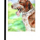 "Italiano Spinone - 11""""x15"""" 2-Sided Garden Banner"