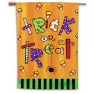 Trick or Treat Dots Toland Art Banner