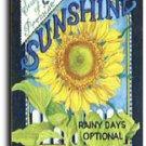 Sunshine Seeds Toland Art Banner