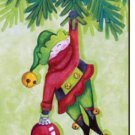 Tree Elf Toland Art Banner