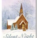 Silent Night Toland Art Banner