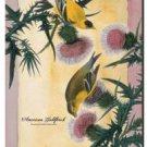 American Goldfinch Toland Art Banner