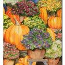 Pumpkins and Mums Toland Art Banner