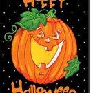 Happy Halloween Toland Art Banner