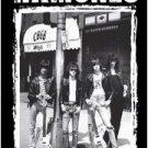 Ramones Textile Poster (CBGB)