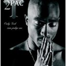Tupac Textile Poster (Only God)