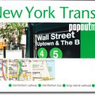 New York City Transit Popout Map