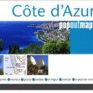 Cote D'Azur Popout Map