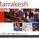 Marrakesh Popout Map