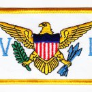 US Virgin Islands Rectangular Patch