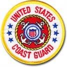 Coast Guard Seal Patch