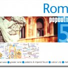 Rome Popout Map - Rome