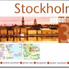 Stockholm Popout Map-Stockholm