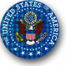 """Presidential US Seal - 3"""""""" Reflective Decal"""
