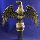 "Eagle -  7"""" Styrene Pole Ornament"