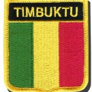 Timbuktu Shield Patch