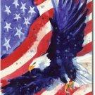 Liberty Eagle Toland Art Banner