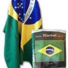 Brazil Fleece Blanket
