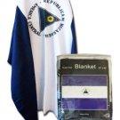 Nicaragua Fleece Blanket