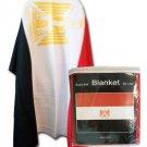 Egypt Fleece Blanket