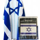 Israel Fleece Blanket