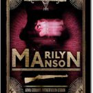 Marilyn Manson Fabric Poster (Tarot)