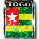 Togo Reflective Decal