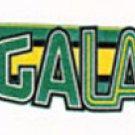 Los Angeles Galaxy Wall Decal