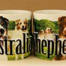 Australian Shepherd  - 18 oz. Coffee Mug