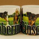 Doberman - 18 oz. Coffee Mug