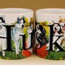 Husky - 18 oz. Coffee Mug