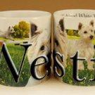 West Highland Terrier (Westie) - 18 oz. Coffee Mug