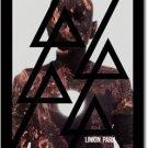 Linkin Park Textile Poster (Burn It)