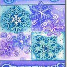 Season's Greetings Toland Art Banner