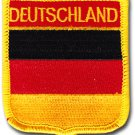 Germany (Deutschland) Shield Patch