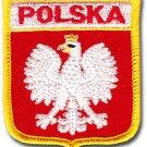 Poland (Polska) Shield Patch
