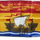 "New Brunswick - 12""""X18"""" Nylon Flag"