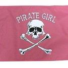 "Pirate Girl - 12""""X18"""" Nylon Flag"