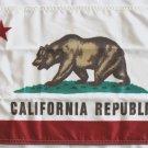 "California - 12""""X18"""" Nylon Flag"