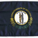 "Kentucky - 12""""X18"""" Nylon Flag"