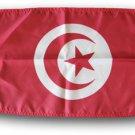"""Tunisia - 12""""""""X18"""""""" Nylon Flag"""