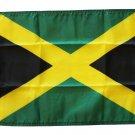 "Jamaica - 12""""X18"""" Nylon Flag"
