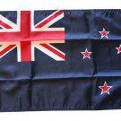 "New Zealand - 12""""X18"""" Nylon Flag"