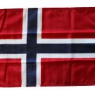 "Norway - 12""""X18"""" Nylon Flag"