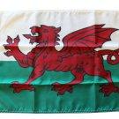 """Wales - 12""""""""X18"""""""" Nylon Flag"""