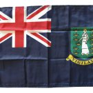 "British Virgin Islands (Blue) - 12""""X18"""" Nylon Flag"