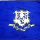 Connecticut - 2'X3' Nylon Flag