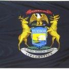 Michigan - 2'X3' Nylon Flag