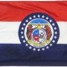 Missouri - 2'X3' Nylon Flag